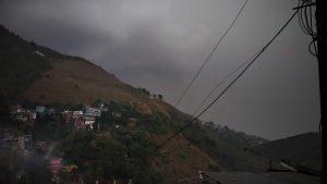 Darjeeling during winter
