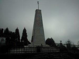 Eagle's Crag, Gorkha war memorial