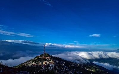 Kurseong – The Land of White Orchids